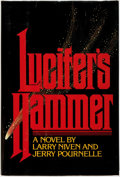 Books:Science Fiction & Fantasy, Larry Niven and Jerry Pournelle. Lucifer's Hammer. [Chicago]: A Playboy Press Book, [1977]. ...