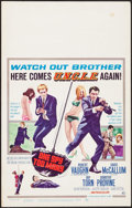 "Movie Posters:Action, One Spy Too Many (MGM, 1966). Window Card (14"" X 22""). Action.. ..."