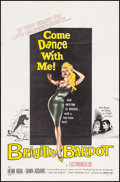 """Movie Posters:Foreign, Come Dance With Me! (Kingsley International, 1959). One Sheet (27"""" X 41""""). Foreign.. ..."""