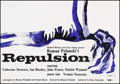 "Movie Posters:Drama, Repulsion (Compton Films, R-1970s). British Quad (30"" X 40.5""). Drama.. ..."