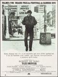 """Movie Posters:Crime, Taxi Driver (Columbia, 1976). French Grande (47.25"""" X 62.25"""").Crime.. ..."""