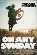 "Movie Posters:Documentary, On Any Sunday (Cinema 5, 1971). One Sheet (27"" X 41""). Documentary.. ..."