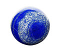 Lapidary Art:Eggs and Spheres, Lapis Sphere. Afghanistan. 3.46 inches in diameter (8.78cm). ...