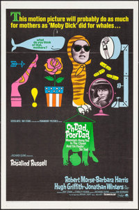 Oh Dad, Poor Dad, Mama's Hung You in the Closet and I'm Feeling So Sad & Others Lot (Paramount, 1967). One Sheets (4...