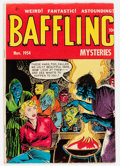 Golden Age (1938-1955):Horror, Baffling Mysteries #23 (Ace, 1954) Condition: VF-....