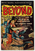 Golden Age (1938-1955):Horror, The Beyond #2 (Ace, 1951) Condition: VG+....