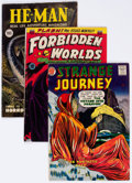 Golden Age (1938-1955):Miscellaneous, Comic Books - Assorted Golden Age Comics Group of 6 (Various Publishers, 1949-58).... (Total: 6 Comic Books)