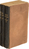Books:Americana & American History, [Matilda Charlotte Houstoun]. Texas and the Gulf of Mexico; orYachting in the New World: By Mrs. Houstoun. With Portrai...(Total: 2 )