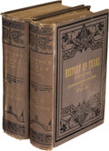 Books:Americana & American History, John Henry Brown. History of Texas, From 1685 to 1892. St.Louis: L. E. Daniell, Publishers, [1892, 1893].... (Total: 2 Items)