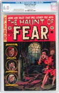 Golden Age (1938-1955):Horror, Haunt of Fear #22 (EC, 1953) CGC FN 6.0 Cream to off-whitepages....