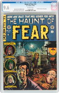 Golden Age (1938-1955):Horror, Haunt of Fear #12 (EC, 1952) CGC NM+ 9.6 Off-white pages....