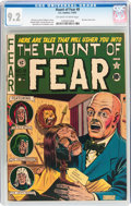 Golden Age (1938-1955):Horror, Haunt of Fear #8 (EC, 1951) CGC NM- 9.2 Off-white to whitepages....