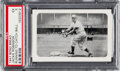 Baseball Cards:Singles (1940-1949), 1947 Bond Bread Jackie Robinson (Running To Catch Ball) PSA EX 5 -Only One Higher. ...