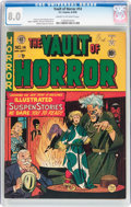 Golden Age (1938-1955):Horror, Vault of Horror #14 (EC, 1950) CGC VF 8.0 Cream to off-whitepages....