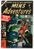 Golden Age (1938-1955):Horror, Men's Adventures #26 (Atlas, 1954) Condition: VG+....