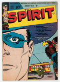 Golden Age (1938-1955):Crime, The Spirit #19 (Quality, 1950) Condition: VG....