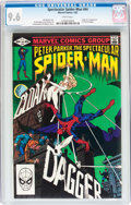 Modern Age (1980-Present):Superhero, Spectacular Spider-Man #64 (Marvel, 1982) CGC NM+ 9.6 Whitepages....