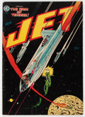 Golden Age (1938-1955):Science Fiction, Jet Powers #4 (Magazine Enterprises, 1951) Condition: VG....