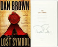 Books:Mystery & Detective Fiction, Dan Brown. SIGNED/LIMITED. The Lost Symbol. New York:Doubleday, [2009]....