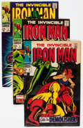 Silver Age (1956-1969):Superhero, Iron Man Group of 20 (Marvel, 1968-72) Condition: Average VG.. ...(Total: 20 Comic Books)