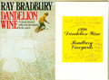 Books:Science Fiction & Fantasy, Ray Bradbury. INSCRIBED. Dandelion Wine. New York: Alfred A. Knopf, 1975....