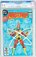 Modern Age (1980-Present):Superhero, Fury of Firestorm #1 (DC, 1982) CGC NM+ 9.6 White pages....