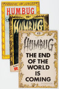 Silver Age (1956-1969):Alternative/Underground, Humbug Group of 7 (Humbug, 1957-58).... (Total: 7 Comic Books)