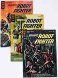 Silver Age (1956-1969):Science Fiction, Magnus Robot Fighter Group of 21 (Gold Key, 1963-72) Condition:Average FN/VF.... (Total: 21 Comic Books)