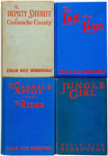 Books:Literature 1900-up, Edgar Rice Burroughs. Four First Editions by Edgar Rice Burroughs.Tarzana: Edgar Rice Burroughs Inc., [1932-1940]. ... (Total: 4Items)