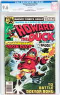 Bronze Age (1970-1979):Cartoon Character, Howard the Duck #30 (Marvel, 1979) CGC NM+ 9.6 White pages....