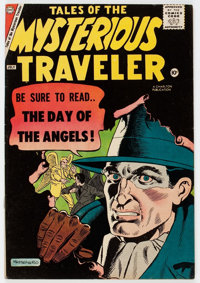 Tales of the Mysterious Traveler #8 (Charlton, 1958) Condition: FN+