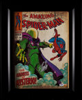 Miscellaneous Collectibles:General, Stan Lee Signed Spider-Man Print....