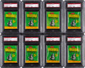 Baseball Cards:Unopened Packs/Display Boxes, 1964 O-Pee-Chee (Topps) Baseball 4-Card Wax Packs (15). ...