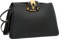 "Luxury Accessories:Bags, Judith Leiber Black Lizard Evening Bag. Excellent Condition.10"" Width x 6"" Height x 2.5"" Depth. ..."