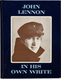 Music Memorabilia:Autographs and Signed Items, Beatles: John Lennon Signed In His Own Write Book (London:Jonathan Cape, 1964/1965)....