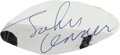 Music Memorabilia:Autographs and Signed Items, Beatles: John Lennon Signature With LOA from Frank Caiazzo(1963)....