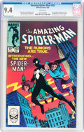 Modern Age (1980-Present):Superhero, The Amazing Spider-Man #252 (Marvel, 1984) CGC NM 9.4 Whitepages....