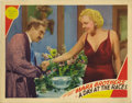 """Movie Posters:Comedy, A Day At The Races (MGM, 1937). Lobby Cards (2) (11"""" X 14""""). MarxBrothers classic comedy featuring Groucho, Harpo and Chico...(Total: 2 Items)"""