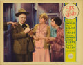 "Movie Posters:Comedy, Six of a Kind (Paramount, 1934). Lobby Card (11"" X 14""). LeoMcCarey, director of such classic comic films as ""Duck Soup"" an..."