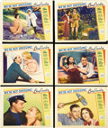 """Movie Posters:Comedy, We're Not Dressing (Paramount, 1934). Lobby Cards (6) (11"""" X 14"""").Steve Jones (Bing Crosby) is a sailor taking orders on th...(Total: 6 Items)"""