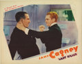 "Movie Posters:Comedy, Lady Killer (Warner Brothers, 1933). Lobby Card (11"" X 14""). Thisgreat lobby card has a couple of very light smudges. A tou..."