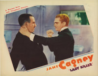 "Lady Killer (Warner Brothers, 1933). Lobby Card (11"" X 14""). This great lobby card has a couple of very light..."