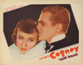 "Movie Posters:Comedy, Lady Killer (Warner Brothers, 1933). Lobby Card (11"" X 14""). JamesCagney finds success in the movie businees with the help ..."