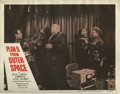 """Movie Posters:Science Fiction, Plan 9 From Outer Space (DCA, 1959). Lobby Card (11"""" X 14""""). Thisgreat ultra-rare card features Tor Johnson going berserk a..."""