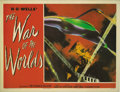 """Movie Posters:Science Fiction, The War of the Worlds (Paramount, 1953). Set of 4 ReproductionLobby Cards (11"""" X 14""""). During the 1950's, many of the lobby...(Total: 4 Items)"""