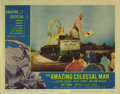 "Movie Posters:Science Fiction, The Amazing Colossal Man (AIP, 1957). Lobby Cards (4) (11"" X 14"").Las Vegas is under siege after an Army officer runs amok ...(Total: 4 Items)"