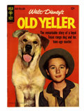 Silver Age (1956-1969):Adventure, Movie Comics: Old Yeller (Gold Key, 1966) Condition: VF/NM....