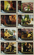 "Movie Posters:Science Fiction, It Conquered the World (American International, 1956). Lobby CardSet of 8 (11"" X 14""). Peter Graves and Lee Van Cleef battl...(Total: 8 Items)"