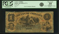 Obsoletes By State:Arkansas, Helena, AR - County of Phillips $1 187_ Rothert 277-1. PCGS Very Good 10 Apparent.. ...