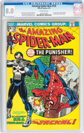 Bronze Age (1970-1979):Superhero, The Amazing Spider-Man #129 (Marvel, 1974) CGC VF 8.0 Off-whitepages....